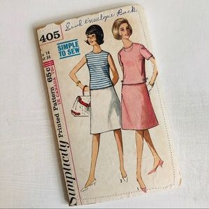 [Moleskin] Altered Vintage Sewing Pattern Journal